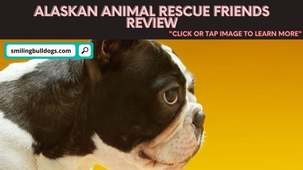 Alaskan Animal Rescue Friends